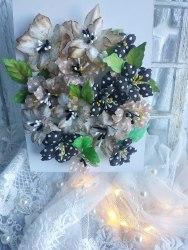 """Набор цветов """"Осеннее настроение"""" №8, Flower magic"""