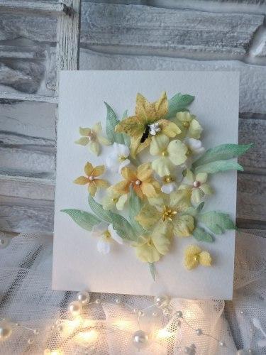"Набор цветов ""Осенняя пора"" № 15, Flower magic"