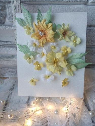 "Набор цветов ""Осенняя пора"" № 16, Flower magic"