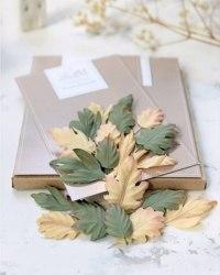 """Набор """"Очарование"""" листья Pastel Flowers"""