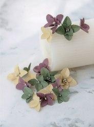 """Набор цветов """"Очарование"""" гортензии, Pastel Flowers"""