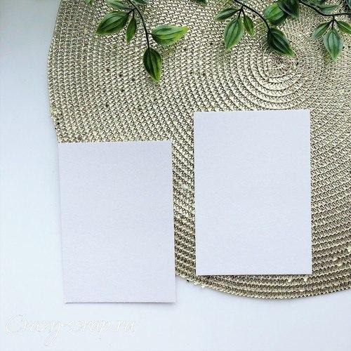 Картон переплетный 1,5 мм, 9.7х15 см. (заготовка для обложки на паспорт) Eska Graphic Board