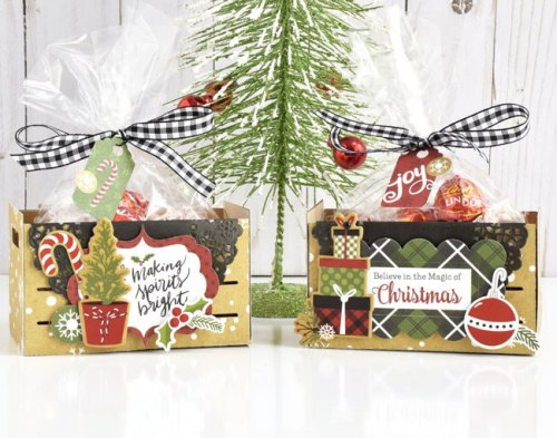 Эмалевые дотсы, 60 штук Echo Park Celebrate Christmas
