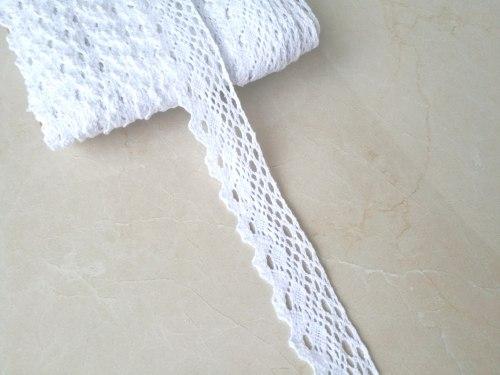 Кружево Vintage white