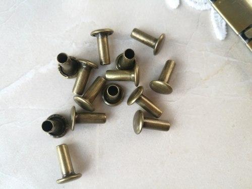 Кольцевой механизм А5 черный и бронза, 20 мм диаметр кольца