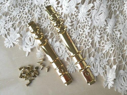 Кольцевой механизм А6 золото, серебро, бронза, 20 мм диаметр кольца