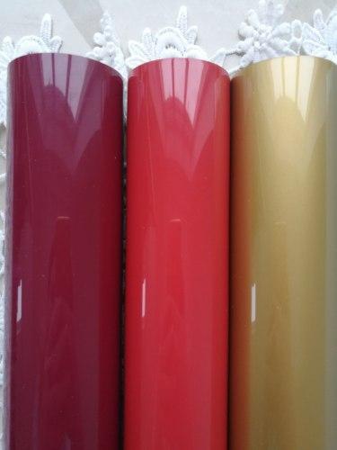 Термотрансферная пленка матовая, разные цвета