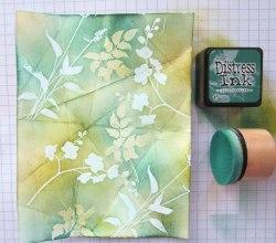 Сменные подушки для аппликатора, Mini Ink Blending Foam, Ranger