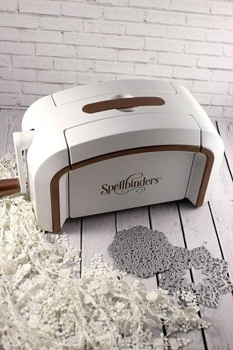 Пластины для машинки Platinum 6 Spellbinders Spellbinders