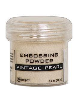 Пудра для эмбоссинга Vintage Pearl, Ranger
