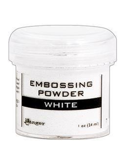 Пудра для эмбоссинга White белая, Ranger