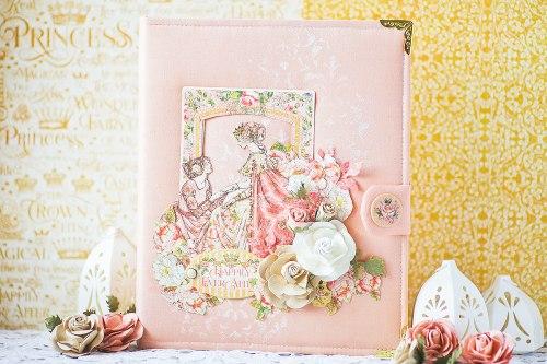Набор цветов Precious Pink, Graphic 45