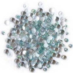 Набор украшений Sparkletz, цвет Island Breeze Buttons Galore