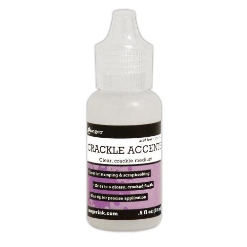 Кракле акцент 18 мл, Ranger Crackle Accents