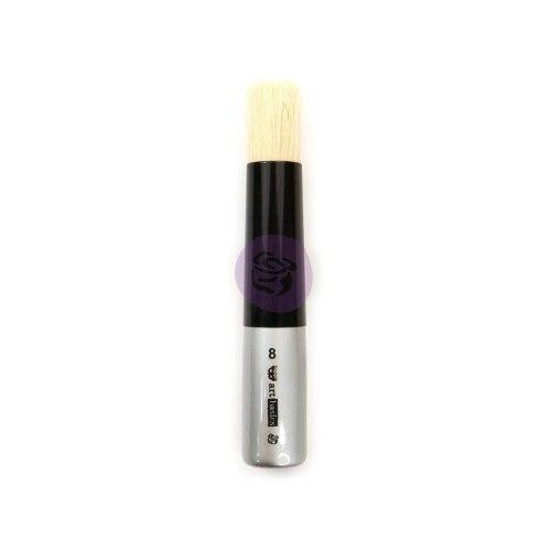 "Finnabair Art Basics Dabbing Brush, Medium .75"". Кисть для нанесения воска, краски и др. Prima Marketing Ink"