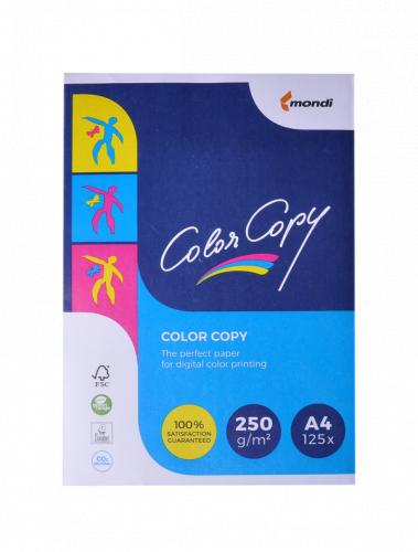 Бумага 250 г/м2, формат А4, 5 шт. Color Copy