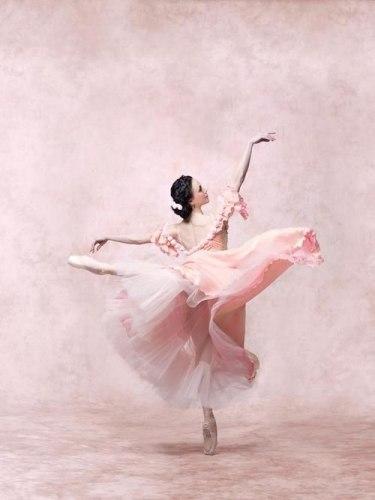 Пудра для эмбоссинга Ballerina Pink (нежно-розовый) Nuvo