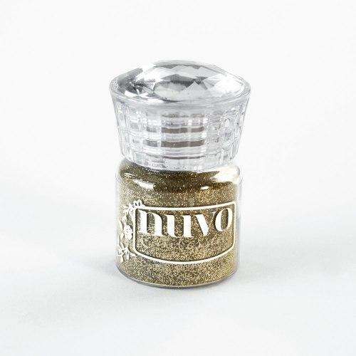 Пудра для эмбоссинга Gold Enchantment (золото с глиттером) Nuvo