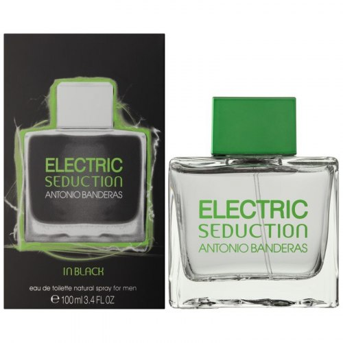 Парфюм Antonio Banderas (Антонио Бандерас) Electric Seduction In Black For Men edt (M) «Электрик Седакшн Ин Блэк Фо Мен»
