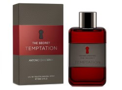 Парфюм Antonio Banderas The Secret Temptation (M) edt