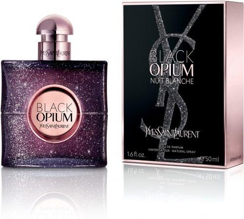 Парфюм Yves Saint Laurent YSL Black Opium Nuit Blanche edp (L)