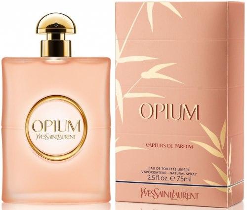 Парфюм Yves Saint Laurent YSL Opium Vapeurs de Parfum edt (L)