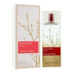 Парфюм Armand Basi IN Red Celebration Edition edt (L)