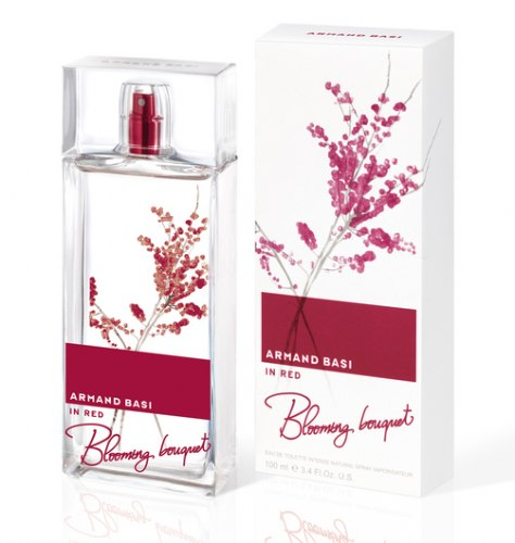 Парфюм Armand Basi (Арманд Баси) IN Red Blooming Bouquet edt (L)
