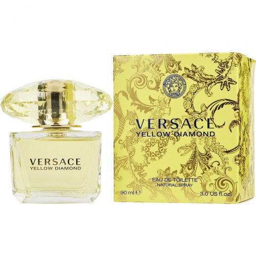 Парфюм Gianni Versace (Версаче) Yellow Diamond edt (L)