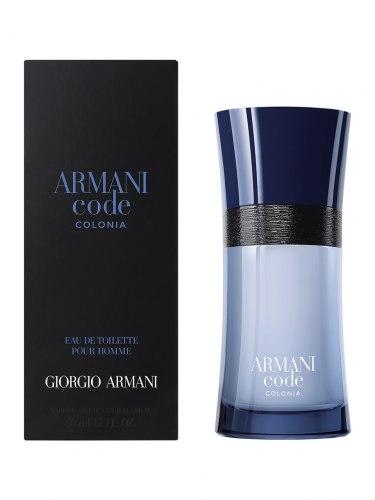 """Парфюм Giorgio Armani Armani Code Colonia edt (M) """"Армани Код Колония"""""""