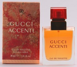 Парфюм Gucci Accenti edt (L) «Ассенти»