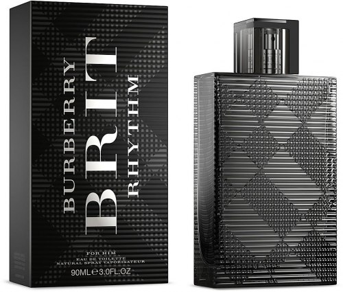 Парфюм Burberry «Барбери» Brit Rhythm edt (M) «Брит Ритм»