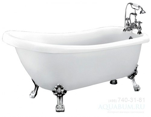 Ванна акриловая BelBagno BB20 178x84