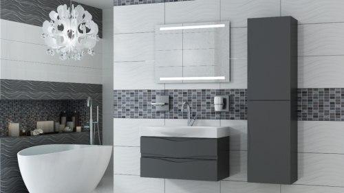 Мебель для ванной Antado Wave 80, 100