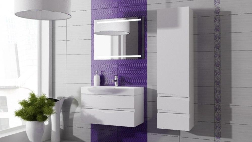 Мебель в ванную wave название дизайна ванной комнаты