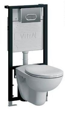 Набор Vitra Normus с крышкой Soft Close