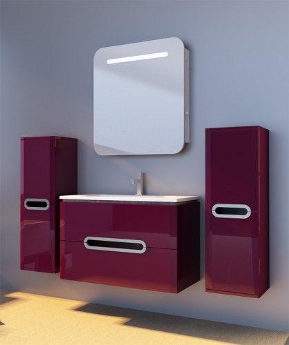 Мебель для ванной Ювента Prato 65, 75, 85