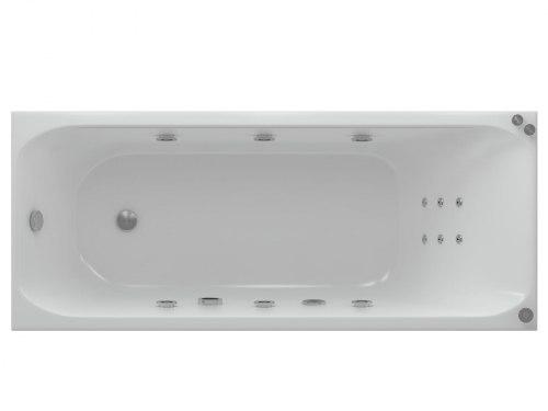 Ванна акриловая Aquatek Альфа 140x70, 150x70, 170x70