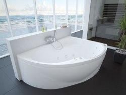 Ванна акриловая Aquatek Альтаир 160x120