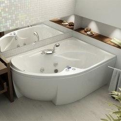 Ванна акриловая Aquatek Бетта 150x95, 160x97, 170х97