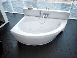Ванна акриловая Aquatek Аякс 170x110