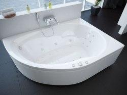 Ванна акриловая Aquatek Вирго 150x100