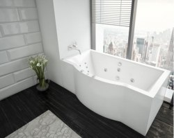 Ванна акриловая Aquatek Гелиос 180x90