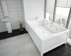Ванна акриловая Aquatek Дорадо 190x130