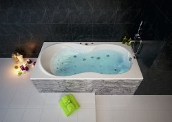 Ванна акриловая Aquatek Мартиника 180x90