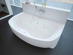 Ванна акриловая Aquatek Мелисса 180x95