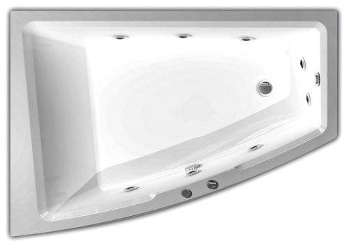 Ванна акриловая Aquatek Оракул 180x125
