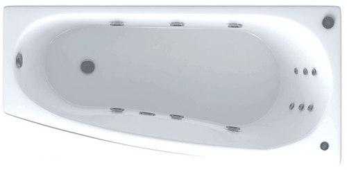 Ванна акриловая Aquatek Пандора 160х75