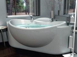 Ванна акриловая Aquatek Эпсилон 150x150