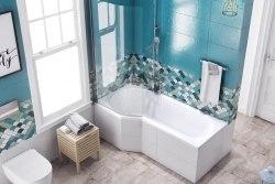 Ванна акриловая Excellent Be Spot 160x80
